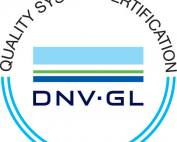 Quality System Certification ISO 9001